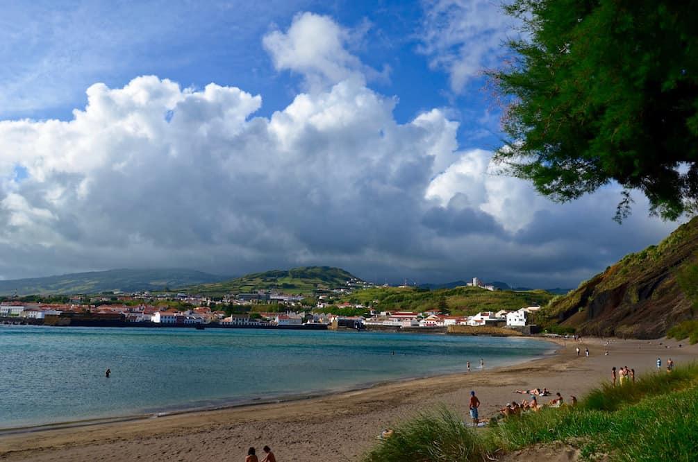 Strand von Porto Pim